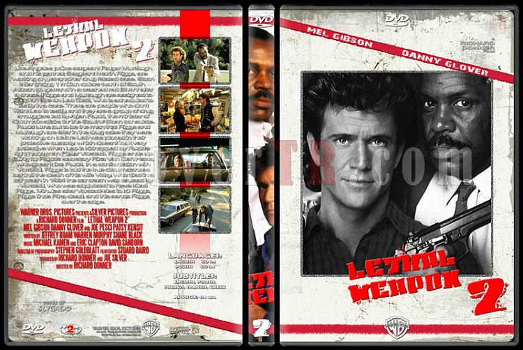Lethal Weapon (Cehennem Silahı) Collection - Custom Dvd Cover Set - English [1987-1998]-lethal_weapon_2_originaljpg