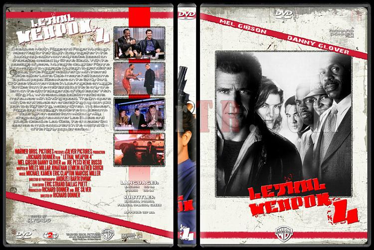 Lethal Weapon (Cehennem Silahı) Collection - Custom Dvd Cover Set - English [1987-1998]-lethal_weapon_4_originaljpg