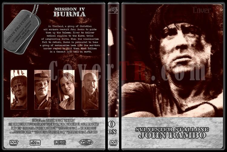 Rambo Collection - Custom Dvd Cover Set - English [1982-2008]-rambo-4-dvd-cover-wwwcovertrcomjpg