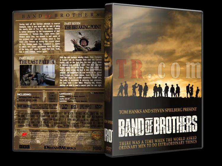 Band of Brothers (Kardeşler Takımı) Collection - Custom Dvd Cover Set [2001]-band-o-brothers-4jpg