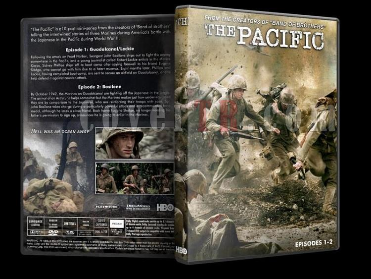The Pacific - Custom Dvd Cover Set - English [2010]-pacific-1-dvd-cover-wwwcovertrcomjpg