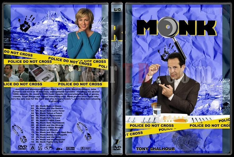 Monk (Seasons 1-8) - Custom Dvd Cover Set - English [2002-2009]-monk-season-7jpg