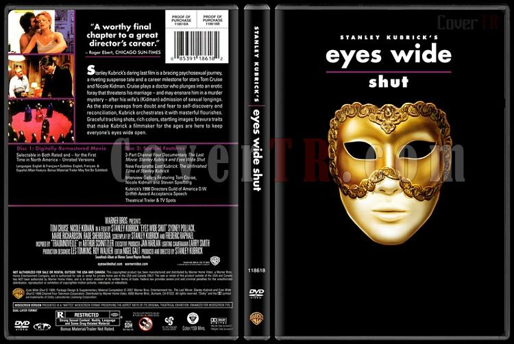 Stanley Kubrick Collection - Custom Dvd Cover Set - English [1968-1999]-3-eyes-widejpg
