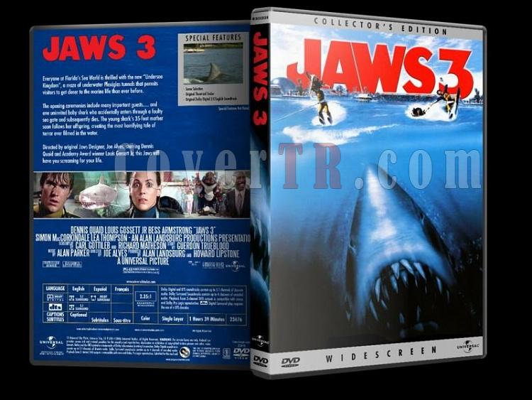 Jaws Collection - Custom Dvd Cover Set - English-jaws_3jpg