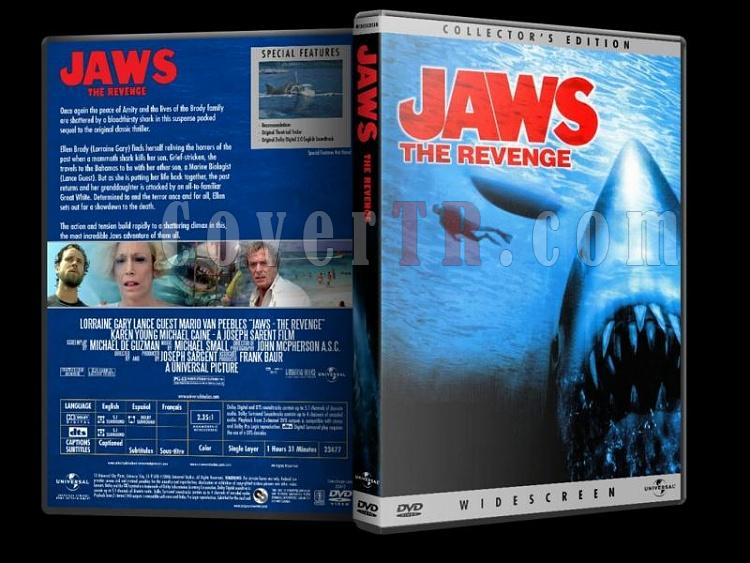 Jaws Collection - Custom Dvd Cover Set - English-jaws_4jpg