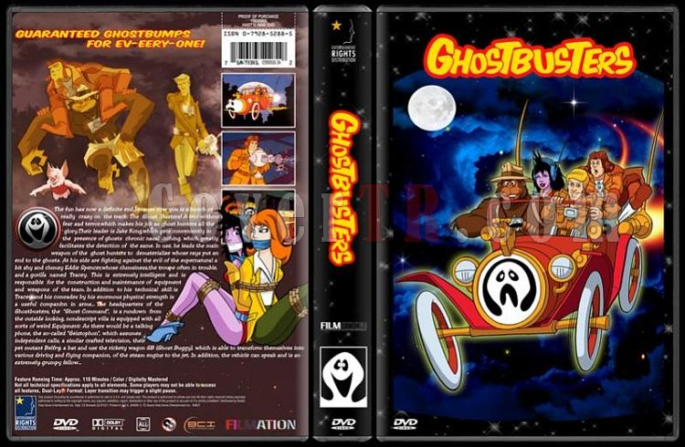 TV Cartoon Collection - Custom Dvd Cover Set - English-ghostbuster-dvd-coverjpg