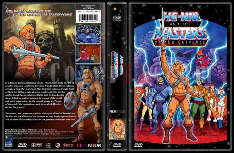 TV Cartoon Collection - Custom Dvd Cover Set - English-he-man-dvd-coverjpg