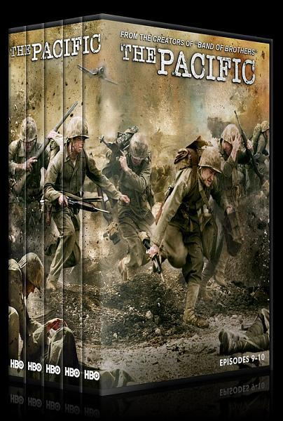 The Pacific - Custom Dvd Cover Set - Türkçe [2010]-pacificjpg