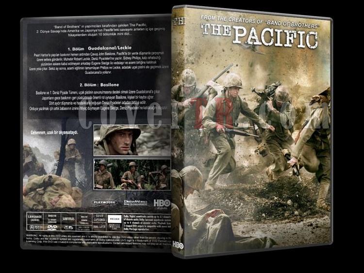 The Pacific - Custom Dvd Cover Set - Türkçe [2010]-pacific-boxset-1-2-turkce-cevirijpg