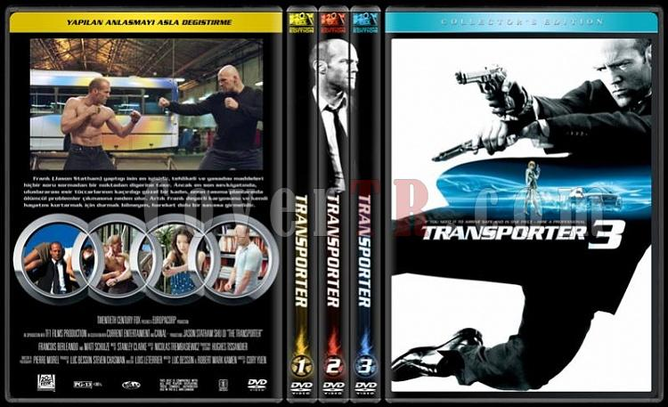 Transporter Collection - Custom Dvd Cover Set - Türkçe [2002-2008]-standard-3-season-flatjpg