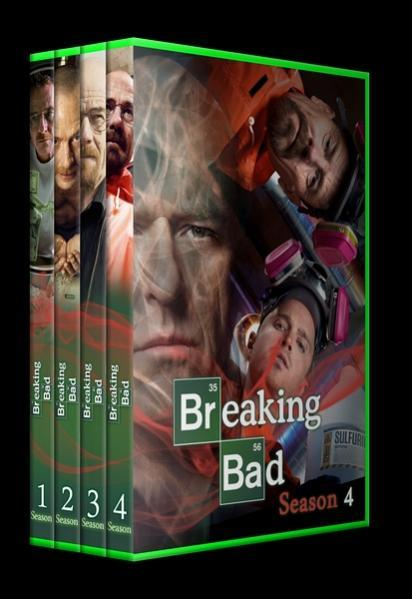 Breaking Bad - Custom Dvd Cover Set - English [2008 - ?]-2jpg