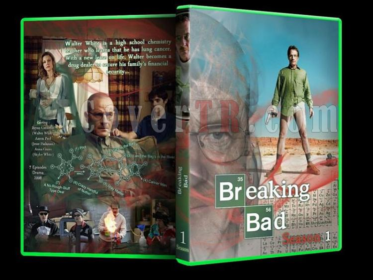 Breaking Bad - Custom Dvd Cover Set - English [2008 - ?]-3jpg