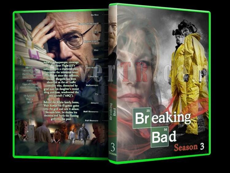 Breaking Bad - Custom Dvd Cover Set - English [2008 - ?]-5jpg