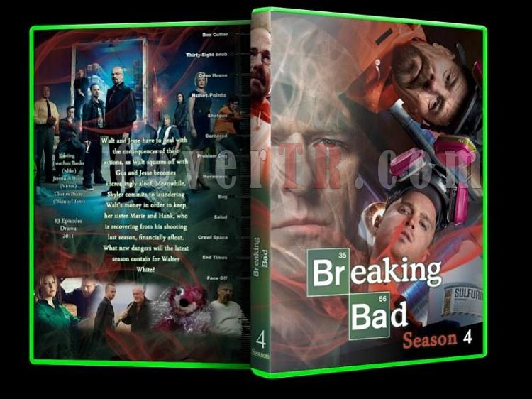 Breaking Bad - Custom Dvd Cover Set - English [2008 - ?]-6jpg