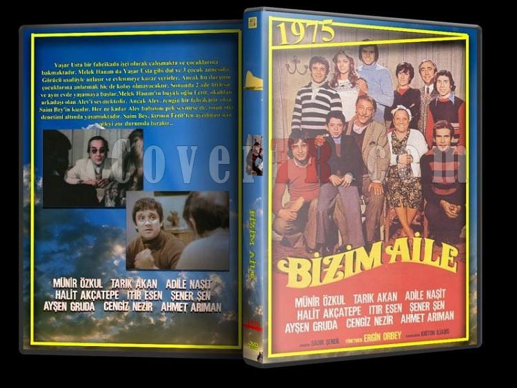 Bizim Aile - Gülen Gözler - Neşeli Günler - Custom Dvd Cover Set - Türkçe-n2jpg