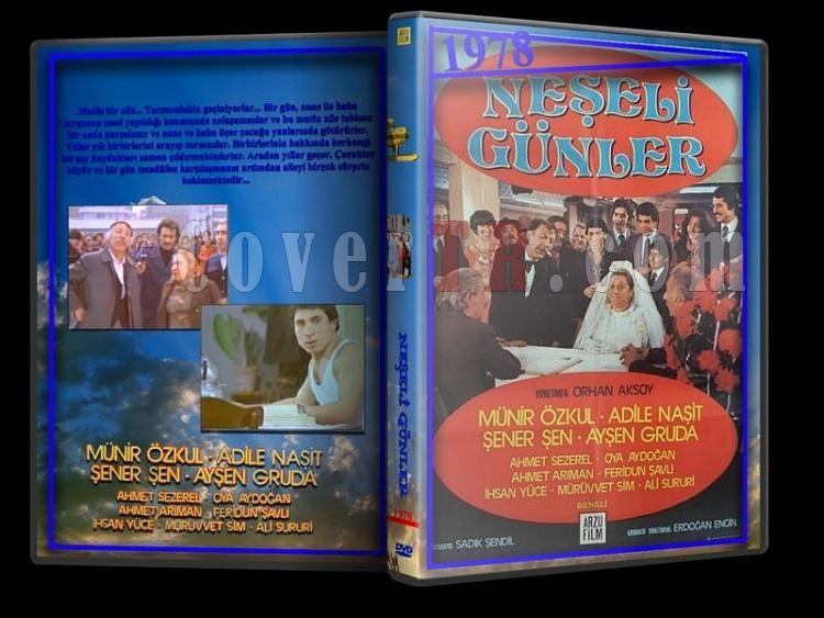 Bizim Aile - Gülen Gözler - Neşeli Günler - Custom Dvd Cover Set - Türkçe-n4jpg