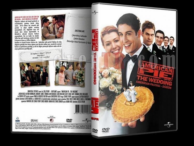 American Pie Collection - Custom Dvd Cover Set - Türkçe [1999-2012]-american-pie-collection-3-dvd-coverjpg