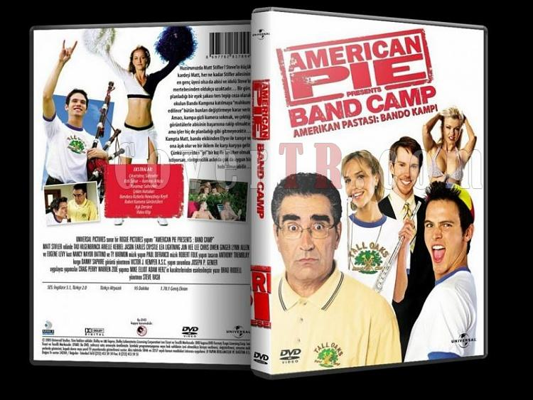 American Pie Collection - Custom Dvd Cover Set - Türkçe [1999-2012]-american-pie-collection-4-dvd-coverjpg