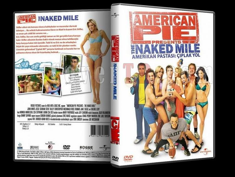 American Pie Collection - Custom Dvd Cover Set - Türkçe [1999-2012]-american-pie-collection-5-dvd-coverjpg