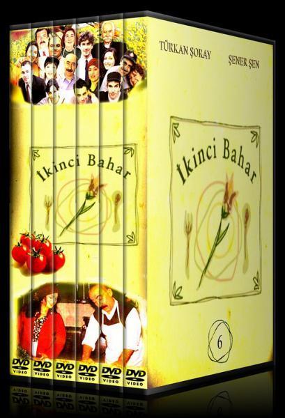 İkinci Bahar - Custom Dvd Cover Set - Türkçe [1998-2001]-_6lisetjpg