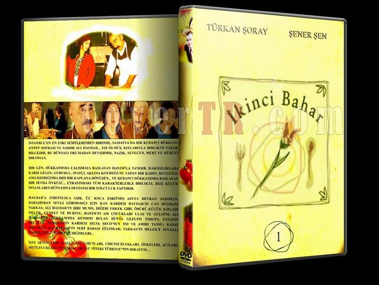 İkinci Bahar - Custom Dvd Cover Set - Türkçe [1998-2001]-1jpg