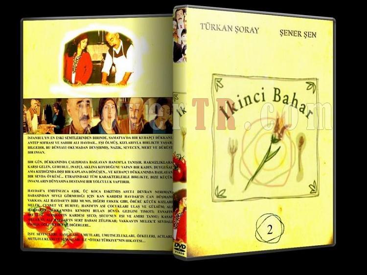 İkinci Bahar - Custom Dvd Cover Set - Türkçe [1998-2001]-2jpg