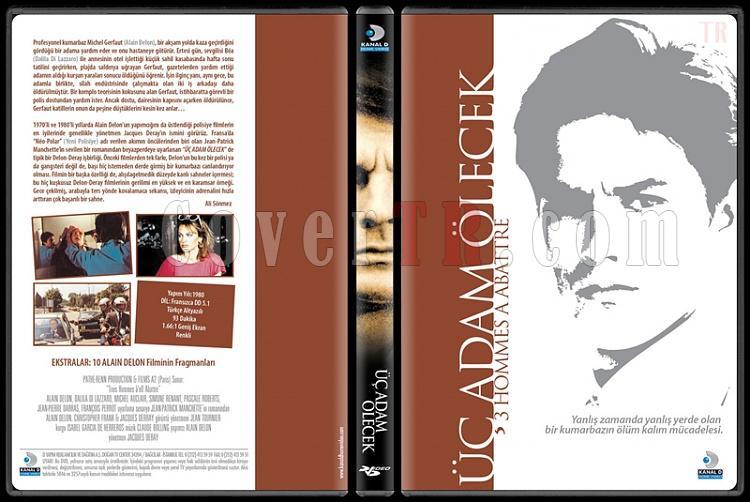 Alain Delon Collection 2 - Scan Dvd Cover Set - Türkçe-ucjpg