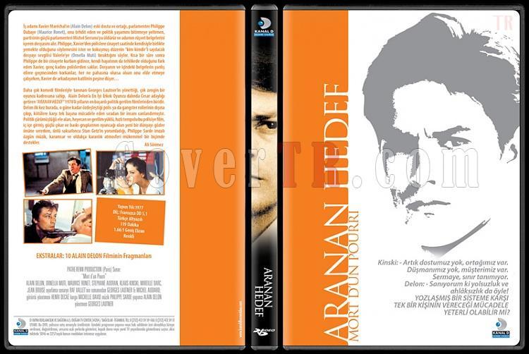 Alain Delon Collection 2 - Scan Dvd Cover Set - Türkçe-arananjpg