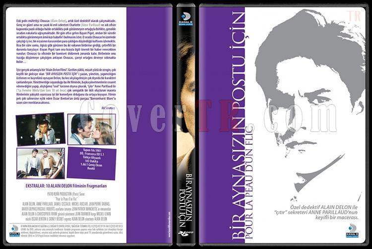 Alain Delon Collection 2 - Scan Dvd Cover Set - Türkçe-birjpg