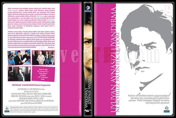 Alain Delon Collection 2 - Scan Dvd Cover Set - Türkçe-uyuyanjpg