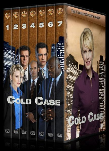 Cold Case (Season 1-7) - Custom Dvd Cover Set - English [2003-2010]-c58644414456jpg