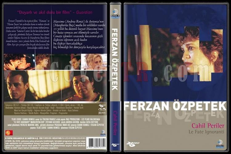 Ferzan Özpetek Koleksiyonu - Scan Dvd Cover Set - Türkçe-cahil-perilerpjpg