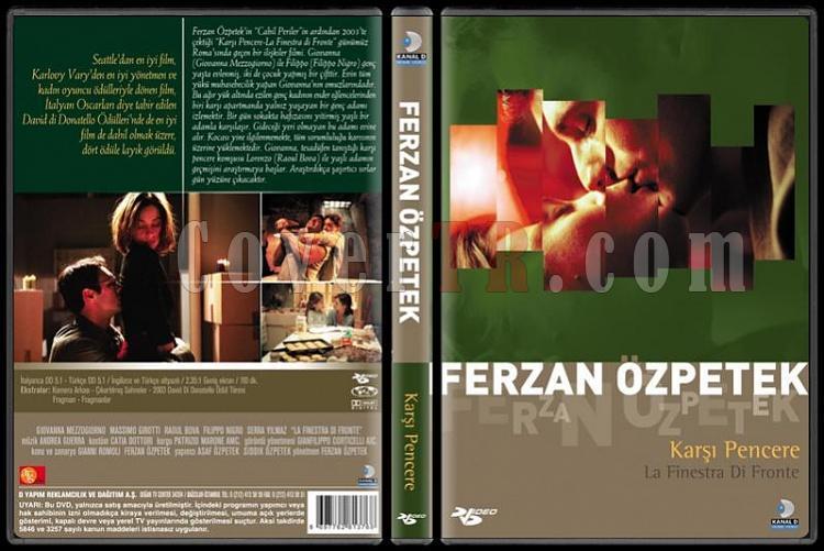 Ferzan Özpetek Koleksiyonu - Scan Dvd Cover Set - Türkçe-karsi-pencerepjpg