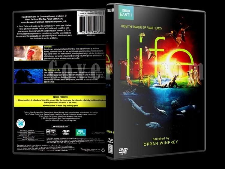 BBC Life Collection - Custom Dvd Cover Set - English [2009]-bbc-life-disk-4-dvd-coverjpg