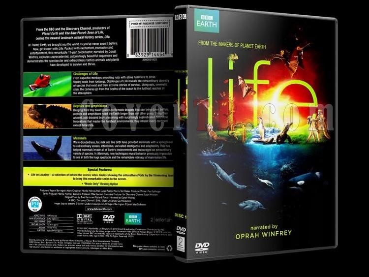 BBC Life Collection - Custom Dvd Cover Set - English [2009]-bbc-life-disk-1-dvd-coverjpg