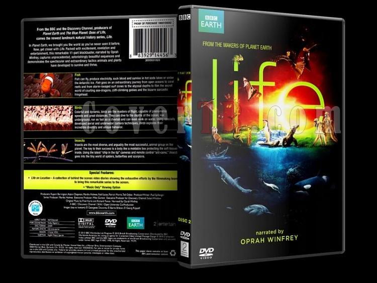BBC Life Collection - Custom Dvd Cover Set - English [2009]-bbc-life-disk-2-dvd-coverjpg