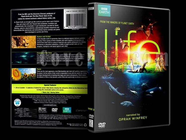 BBC Life Collection - Custom Dvd Cover Set - English [2009]-bbc-life-disk-3-dvd-coverjpg