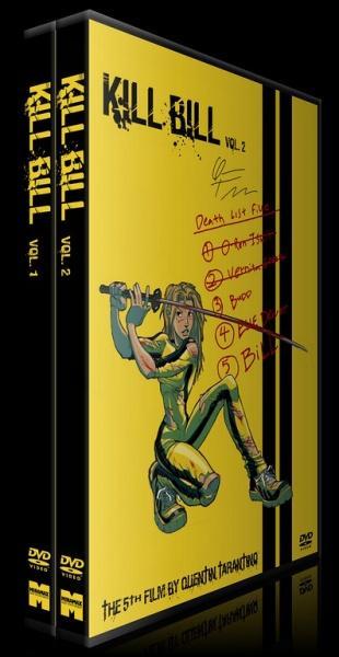 Kill Bill - Custom Dvd Cover Set - English [2003-2004]-a47das4dad74sa4dasdasdasd4asdasfajpg