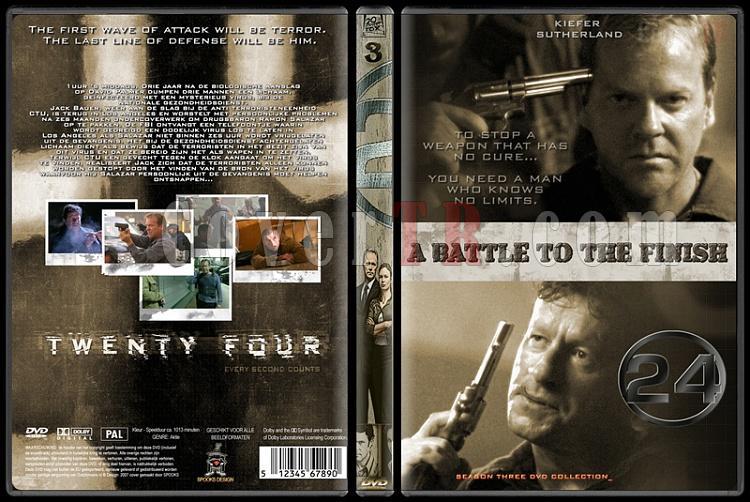 24 (Seasons 1-8) - Custom Dvd Cover Set - English [2001-2010]-24-season-3-dvd-coverjpg
