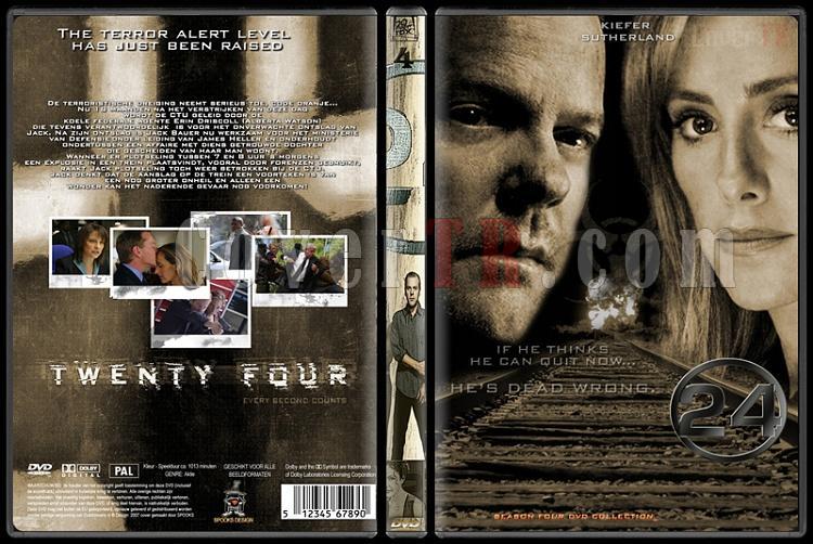 24 (Seasons 1-8) - Custom Dvd Cover Set - English [2001-2010]-24-season-4-dvd-coverjpg