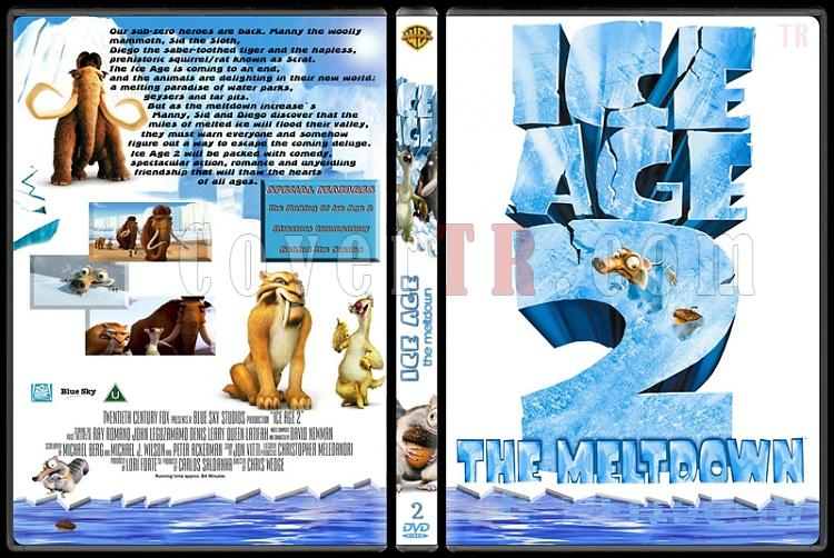 Ice Age (Buz Devri) Collection - Custom Dvd Cover - English [2002-2009]-2jpg