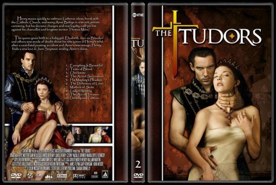 The Tudors (Seasons 1-4) - Custom Dvd Cover Set - English [2007-2010]-tudors-season-2jpg