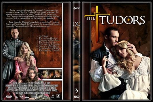 The Tudors (Seasons 1-4) - Custom Dvd Cover Set - English [2007-2010]-tudors-season-3jpg