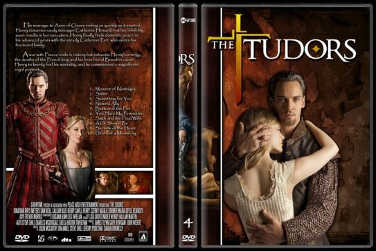 The Tudors (Seasons 1-4) - Custom Dvd Cover Set - English [2007-2010]-tudors-season-4jpg