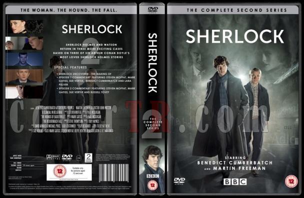 Sherlock (Seasons 1-2) - Custom Dvd Cover Set - English [2010 - ?]-sherlock-season-2-picjpg