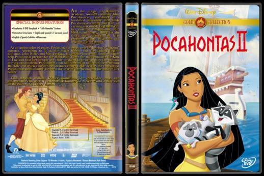 Pocahontas - Custom Dvd Cover Set - English-p-2jpg