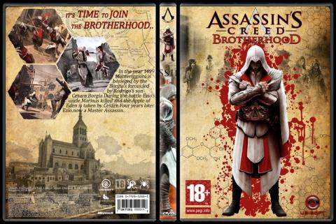 Assassin's Creed Collection - Custom PC Cover Set - English-3jpg