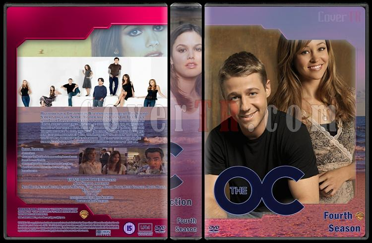 The O.C. (Seasons 1-4) - Custom Dvd Cover Set - English [2003-2007]-4jpg