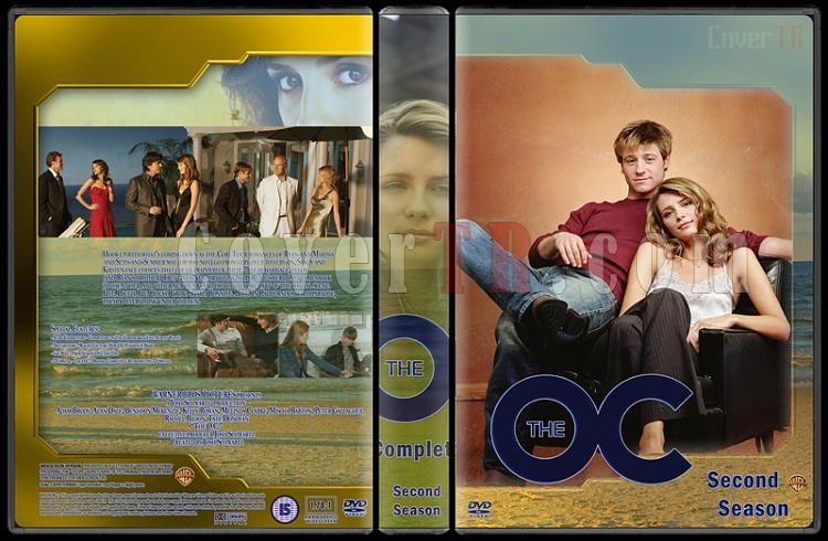 The O.C. (Seasons 1-4) - Custom Dvd Cover Set - English [2003-2007]-2jpg