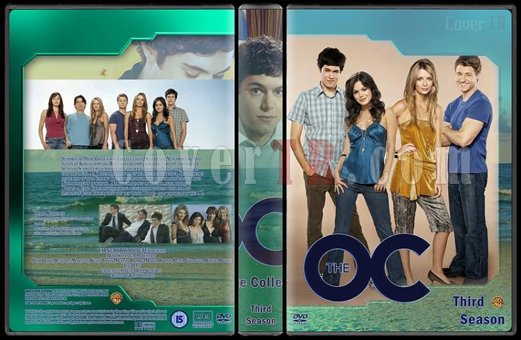 The O.C. (Seasons 1-4) - Custom Dvd Cover Set - English [2003-2007]-3jpg